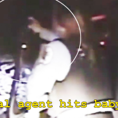 Horrifying Dashcam Shows Psycho Cops Laugh as they Pepper Spray a Baby, Beat Her Innocent Mom