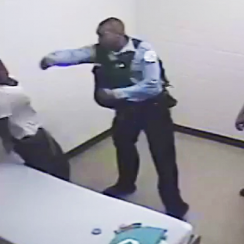 Cop Snaps, Bashes Mentally Ill Hospital Patient's Face In — Judge Promises Him No Jail Time