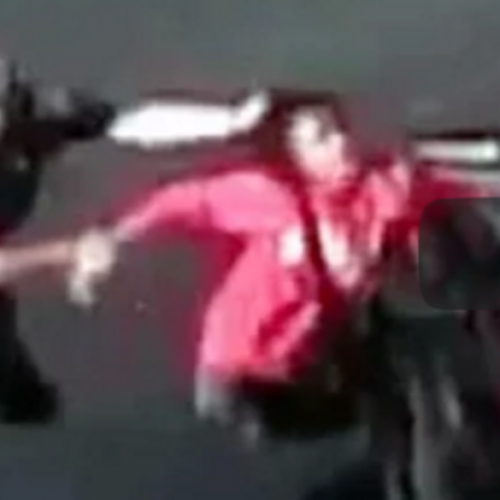 "Cop Gruesomely Beats a Child for ""Riding Bike"" and Then Charges HER with Assualt"