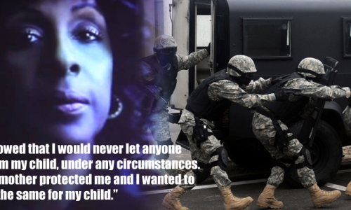 Mother in Stand-Off with SWAT Team After Refusing to Give Her Child Pharmaceutical Drugs