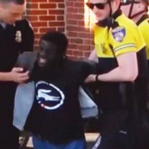 Cop Charged With Murdering Freddie Gray Wins Acquittal