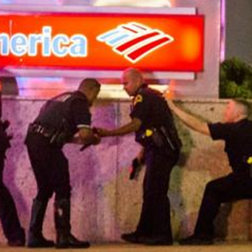 "Dallas Sniper: ""I Did This Alone, I'm Not Affiliated With Any Groups"""