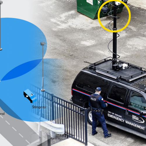 "Are You Protesting? Police Can Monitor Your Smartphone Using a ""Stingray"""