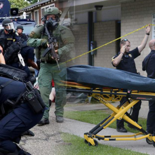 Ambushes on Police Continue: Three Cops Dead, Four Injured in Baton Rouge