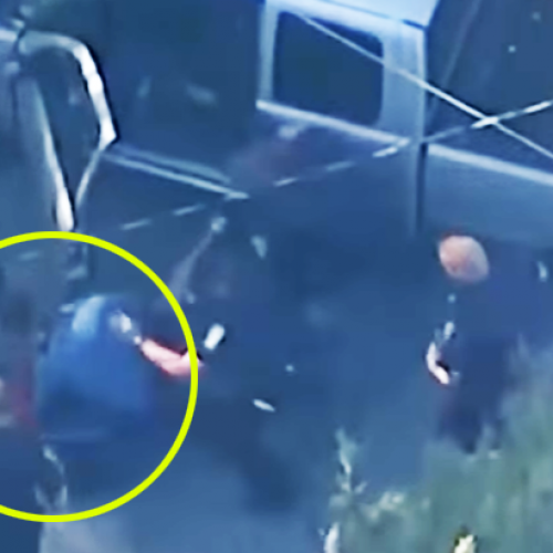 Two Cops Arrested After Savagely Beating a 50-yo Man On Video