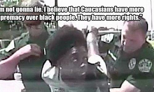 "Cop ""Apologizes"" for Racist Arrest of an Innocent Black School Teacher"