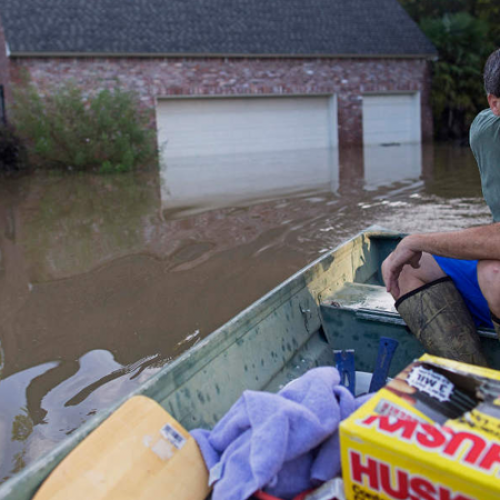 Louisiana Flood Victims Told They Need To Have A Permit Before They Can Repair Their Homes