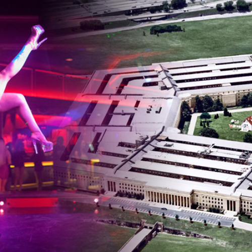 Pentagon Has Been Using Tax Money for Gambling and Strip Clubs