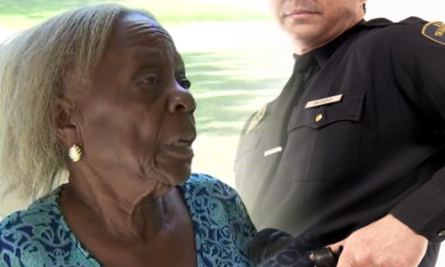 Cops Attack 84yo Grandma So Severely She Had to be Hospitalized