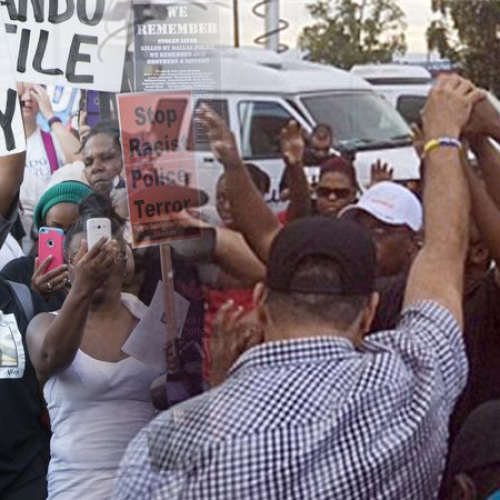 "Protests Erupt After Cops Execute Innocent Disabled Man for ""Acting Erratic"""