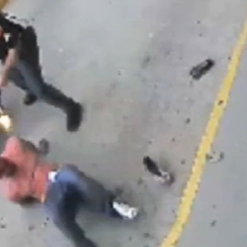 Cop Quietly Given Back Job After Executing Handcuffed Man on Video