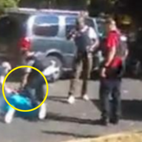 BREAKING: Raw Footage of Police Killing Keith Lamont