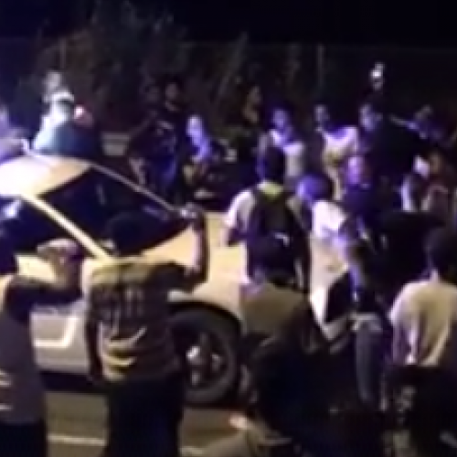 "BREAKING: Protests Erupt in Streets as Police Execute Disabled Man Who ""Held a Book"""
