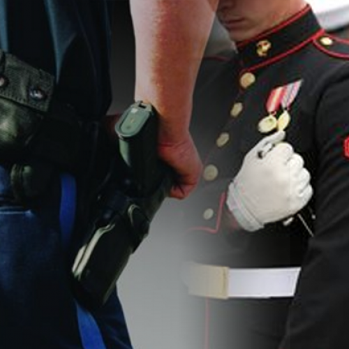 "Cops Who Riddled a Marine With Bullets ""Did Not Violate His Civil Rights"""