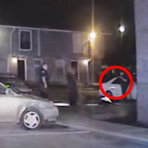 "Cops Shoot Innocent Citizen in the Back and Charge Him With ""Assault"" After He's Paralyzed"