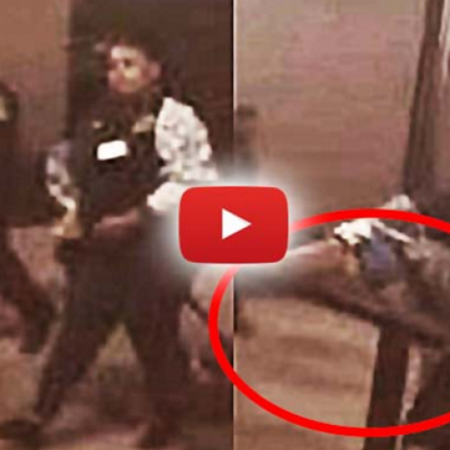 """I'ma Tear His Little A** Up!"" – Crazed Cop Takes Off Belt to Beat Teen for Filming"