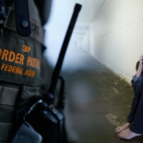 Cops Ignore Border Patrol Agent Sexually Assaulting Woman