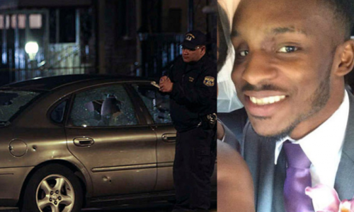 "Cops ""Will Not be Fired"" After Shooting Innocent Food Delivery Man 14 Times"
