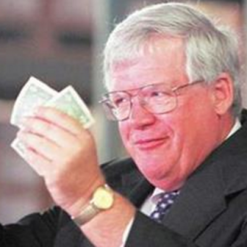Fmr House Speaker Says Child He Raped Should Pay Back Hush Money Since He Broke His Silence