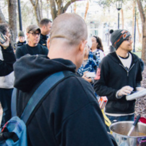 Cops Raid Charity, Arrest 7 Volunteers for Feeding the Homeless