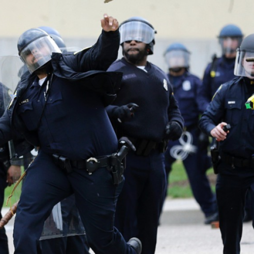 Draconian Bill Will Allow Cops to Arrest Peaceful Protesters & Seize Their Assets