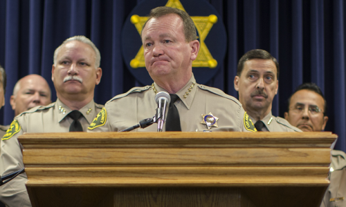 Sheriff Tries to Expose List of 300 Bad Cops, Courts & Union Promptly Block Him