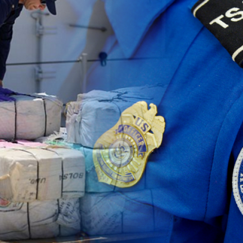 TSA Agents for Smuggling Approximately 20 Tons of Cocaine