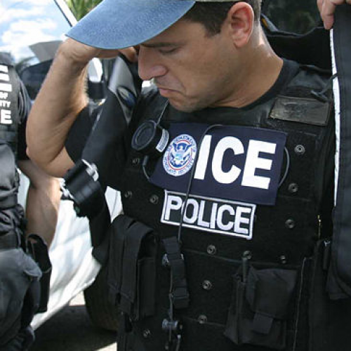 Judge Says ICE Should Stop Arresting Undocumented People at Court Houses