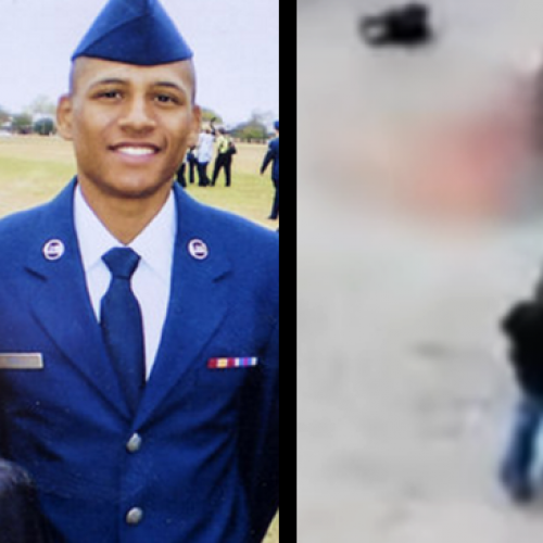 Cop Fatally Shoots Naked and Unarmed Veteran With PTSD, Family Sues