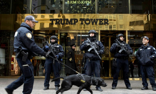 Police: Highly Sensitive Data on Laptop that Was Stolen From Trump's Secret Service
