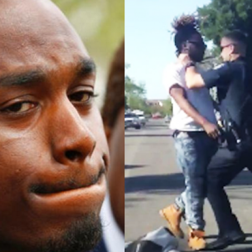 Citizen Sues After Video Shows Cop Beating Him