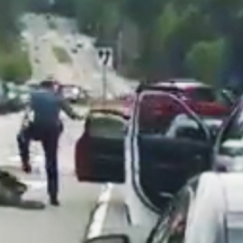 Officer Terminated After Kicking Restrained Citizen in Head