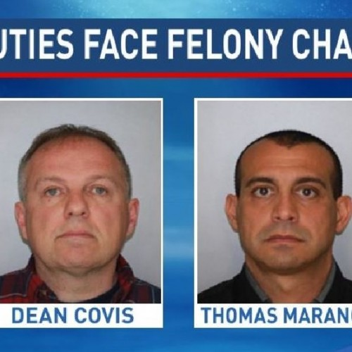 Two Orleans County Sheriff Deputies Charged with Felonies