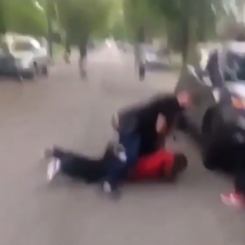 Cops Assault Black Father in Possession of Ecstasy.  Dept Claim Officers 'Did a Good Job'