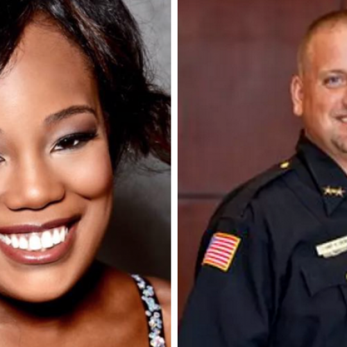 "Texas Police Chief Arrests Miss Black Texas and Calls Her a ""Black B****"""