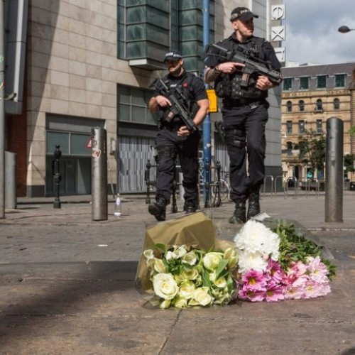 ISIS Claim Responsibility For Manchester Attack That Killed At Least 22
