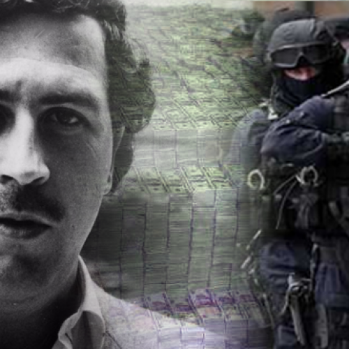 Pablo Escobar's Son: Legalizing Drugs Would Kill Violent Drug Cartels