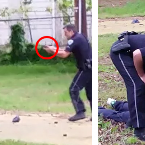 Cop to Plead Guilty After Killing Unarmed Black Motorist