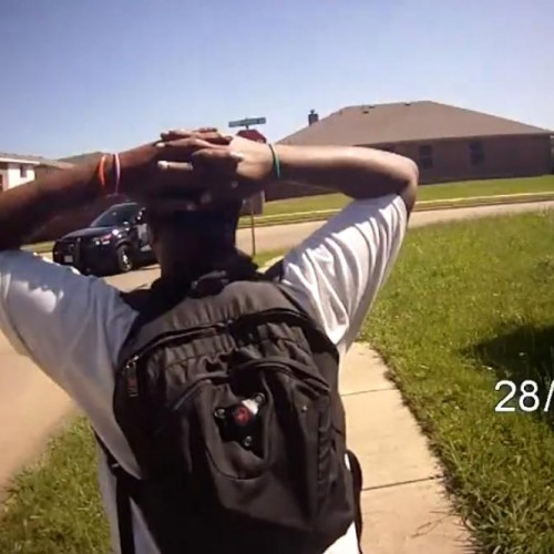 New Leaked Footage Shows Police Using Taser On Handcuffed Man