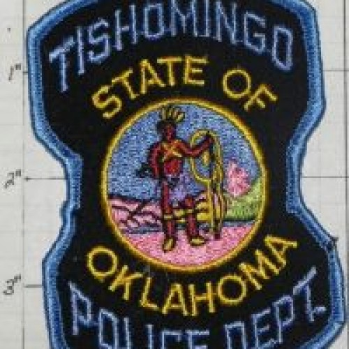 "Tishomingo Police Say Public Needs To Be ""Retrained"" In Facebook Post"