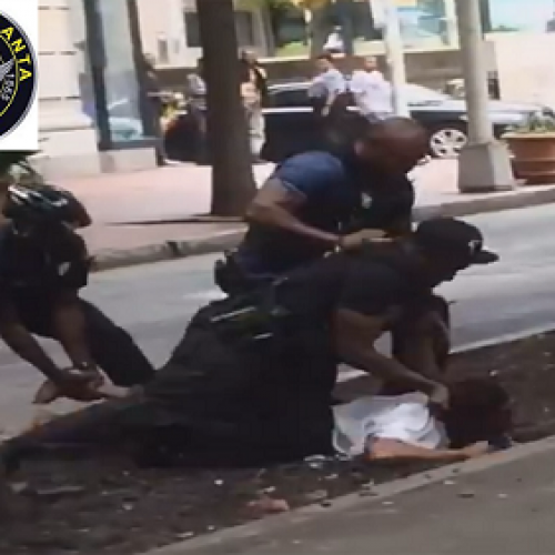 Atlanta Police Officer Relieved of Duty after Video Shows him Punching Man in Head