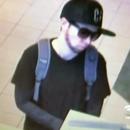 Former Female LA Police Officer Identified as Bearded Suspect in a Northern California Bank Robbery