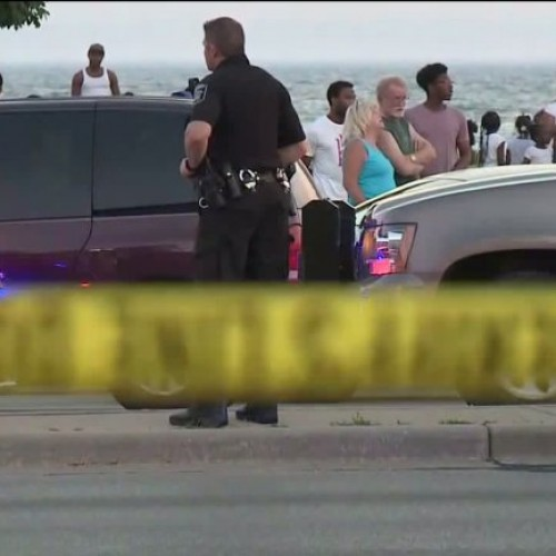 Two Shot By Cops Along Milwaukee's Lakefront