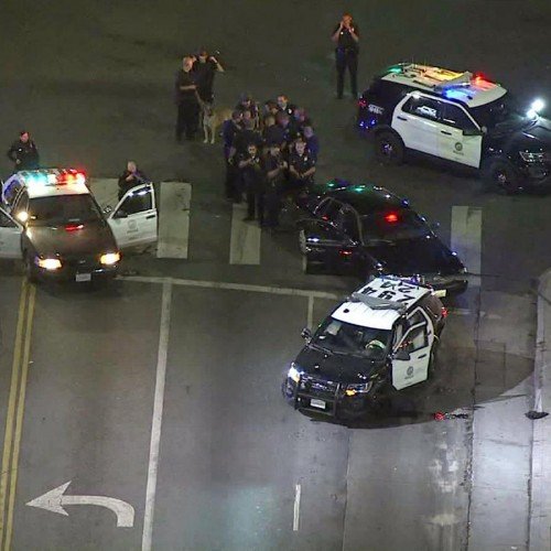 LAPD Suspends Cadet Programs After 3 Teens Steal Police Cruisers