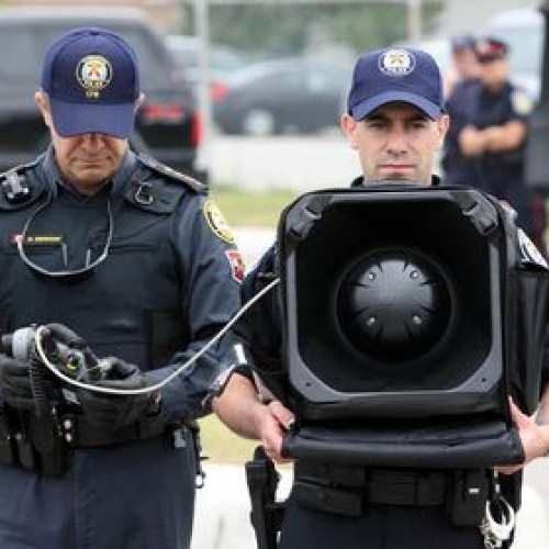 Judge Disagrees With NYPD Claims Its LRAD Sound Cannon Isn't A Weapon
