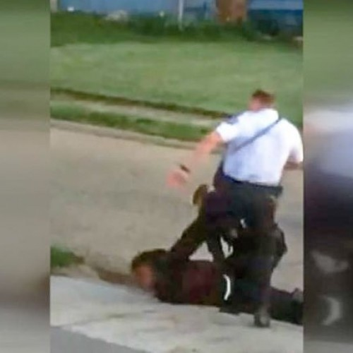 Ohio Cop Suspended For 24 Hours After Kicking Black Man In Head