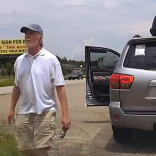 Florida Cop Tases Man 'Armed' With Sunglasses (VIDEO)