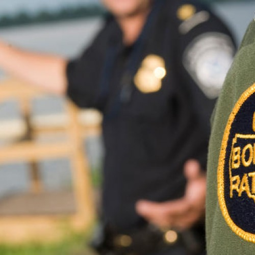 U.S. Border Patrol Agent Pleads Guilty To Trafficking Cocaine & Meth