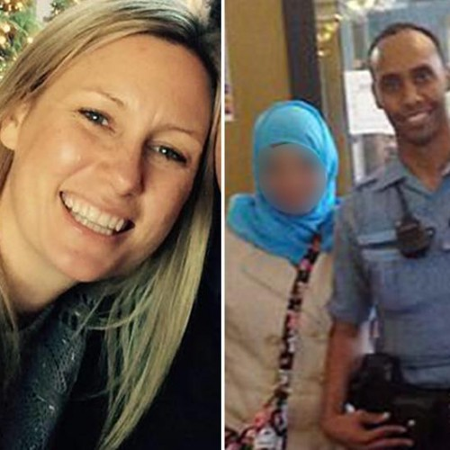 Killer Policeman Mohamed Noor Startled by Justine Damond Seconds Before he Opened Fire