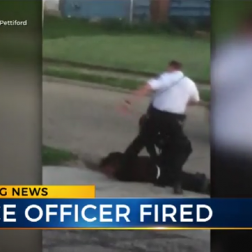 Video: Zachary Rosen Fired by City of Columbus For Kicking Suspect in Head